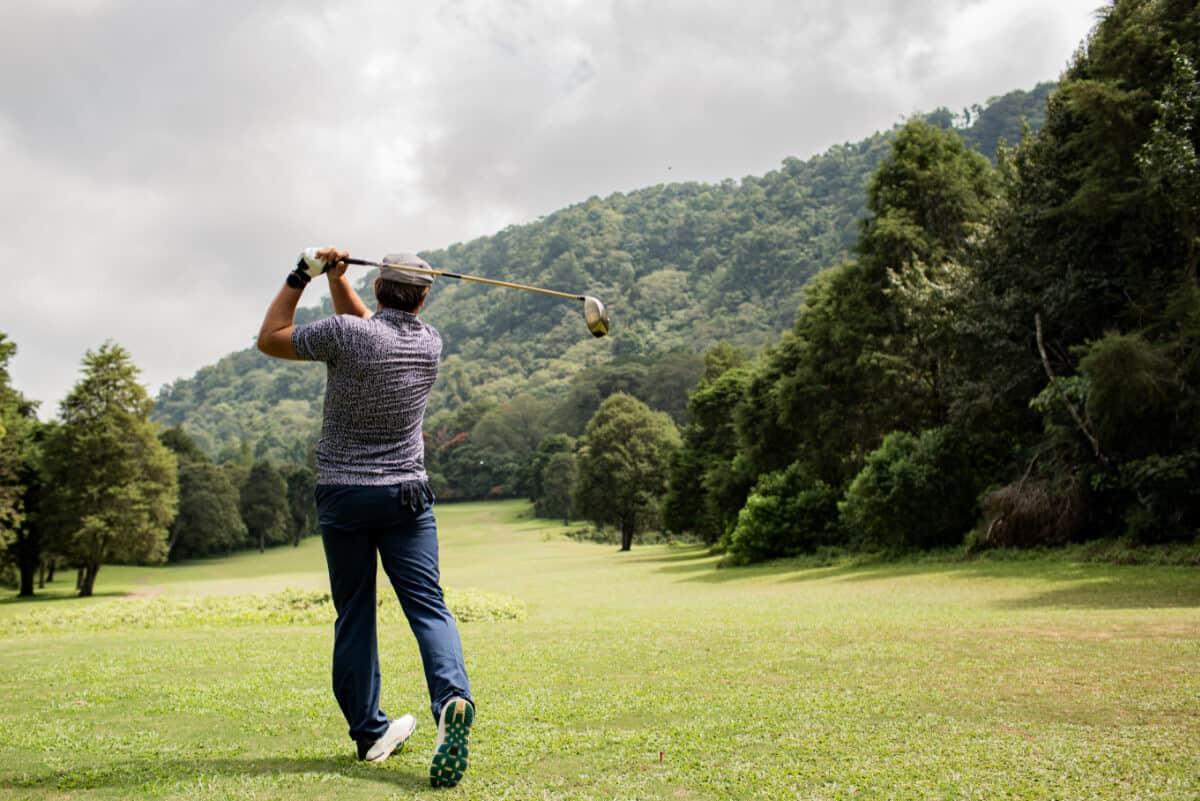 Golfista. Schorzenia łokcia - łokieć golfisty