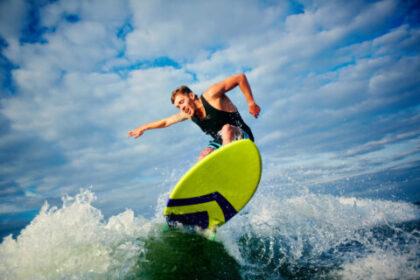kontuzje w sportach wodnych
