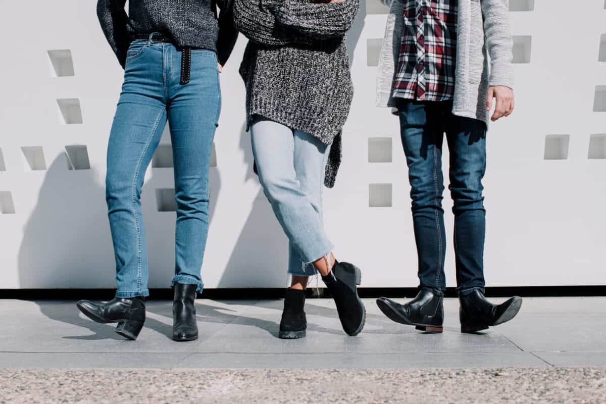 Wygodne kobiece buty - pomoc wleczeniu haluksów